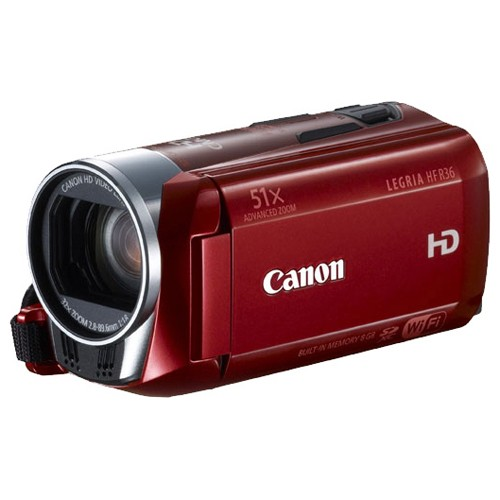 Видеокамера Canon Legria HF R36 5976B008