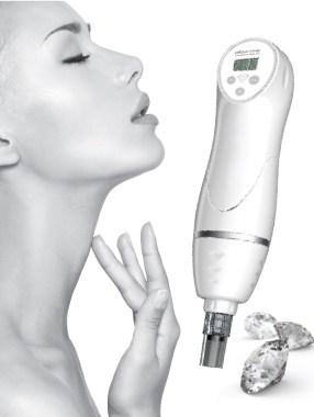 Прибор для чистки и пилинга кожи «Алмазная дермабразия»