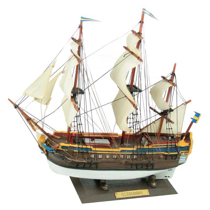 Модель корабля Gothenburg