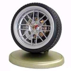 Часы-колесо