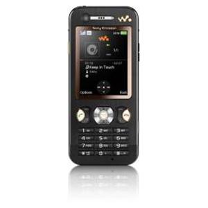 Мобильный телефон SonyEricsson W890 Black