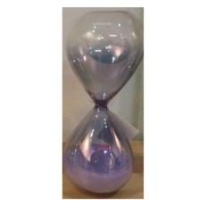 Сиреневые песочные часы на 10 минут