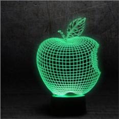 3D Светильник Apple