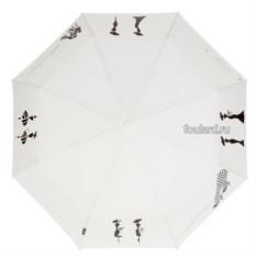 Складной женский зонт EMME OC Coco Beige