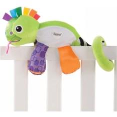 Музыкальная мягкая игрушка-ночник Lamaze Хамелеончик