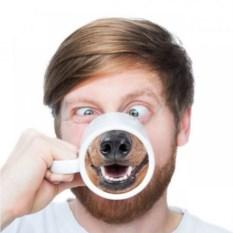Кружка NoseMug Doggy Style