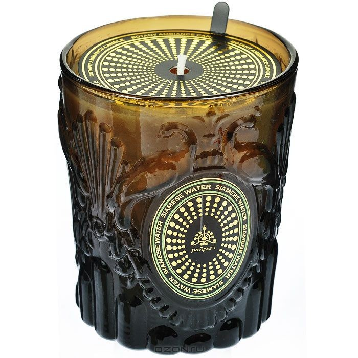 Ароматизированная свеча Сиамская вода, 300 г