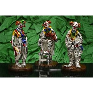 Композиция «Клоуны»