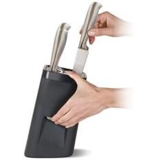 Подставка для ножей с механизмом автоблокировки Lockblock