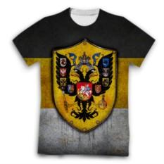 Футболка Имперский герб России