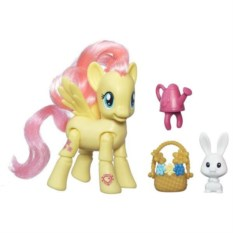 Игрушка My Little Pony Пони Флаттершай с артикуляцией