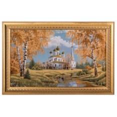 Гобеленовая картина Храм у воды