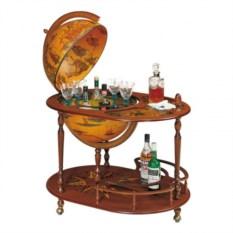 Напольный глобус-бар Артемида