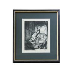 Картина Лошадка-качалка