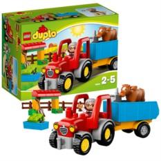 Конструктор Lego Duplo Сельскохозяйственный трактор
