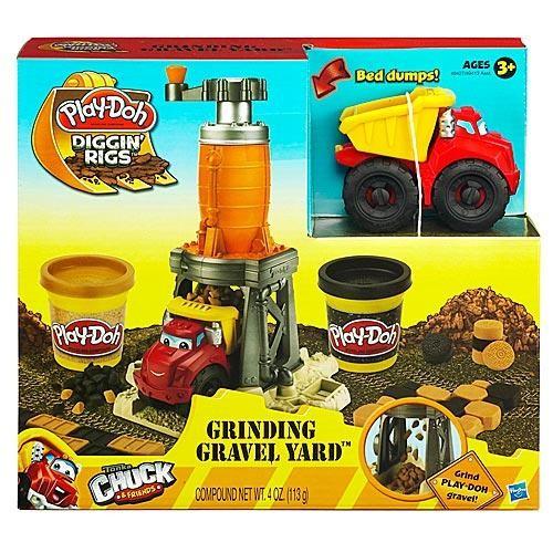 Набор пластилина Play-Doh Строительный