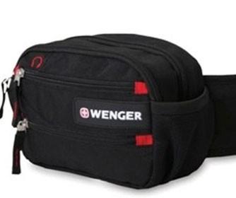 Сумка дорожная поясная Wenger «Funny pack» для документов