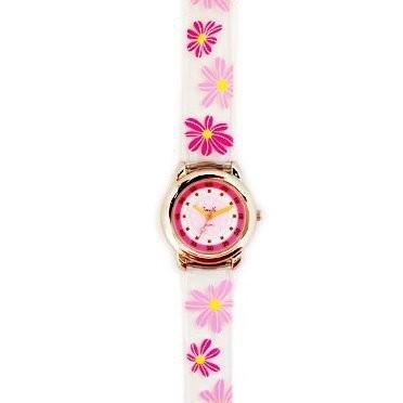 Часы «Розовые цветы» Tik-Tak
