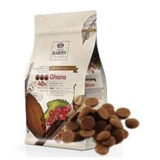 Шоколад Ghana Cacao Barry Origin в таблетках