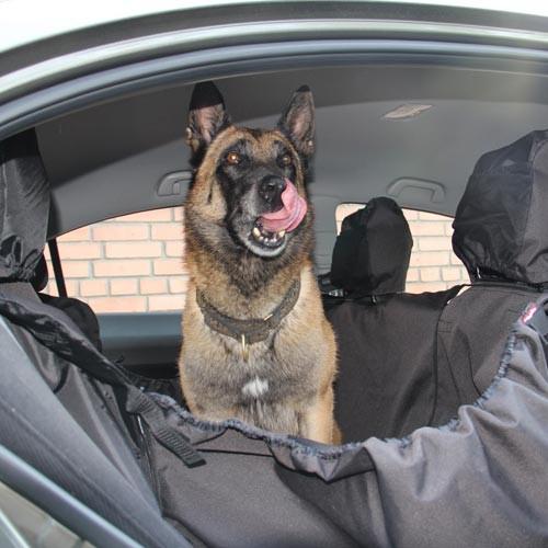 Автогамак для перевозки собак в машине OSSO Car Premium