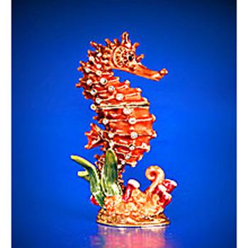 Шкатулка «Морской конек»