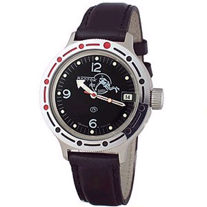Часы «Амфибия» с автоподзаводом