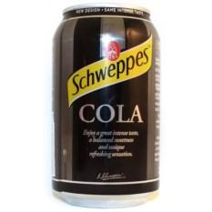 Газированный напиток Schweppes Cola