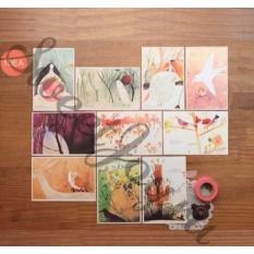 Набор открыток Grimm's Fables