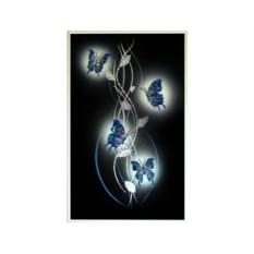 Картина с кристаллами Swarovski Дыхание ночи