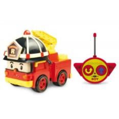 Машина на радиоуправлении Robocar Poli Рой