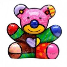 Декоративная фигурка мишки Britto Cuddly2