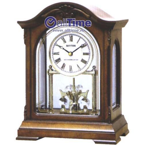 Настольные часы Rhythm (Wooden CRH124NR06)