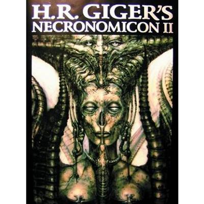 Книга H.R. Gigers Necronomicon