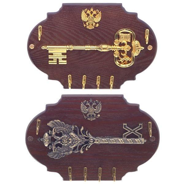 Ключница-панно с гербом Ключи