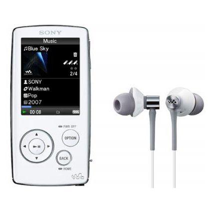 MP3-плеер Sony NWZ-A816 4Gb Wh