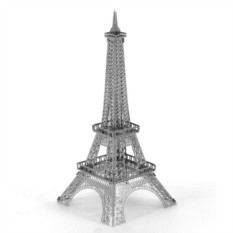 3D-пазл из металла Эйфелева башня