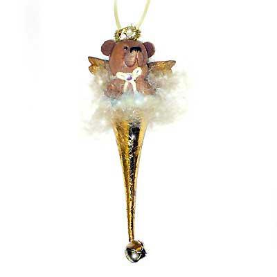 Игрушка «Мишка-ангел»