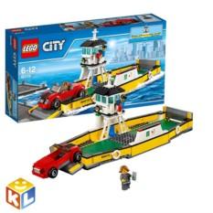 Конструктор Лего город Паром