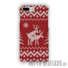 Чехол для iPhone 7 Plus Скандинавская любовь
