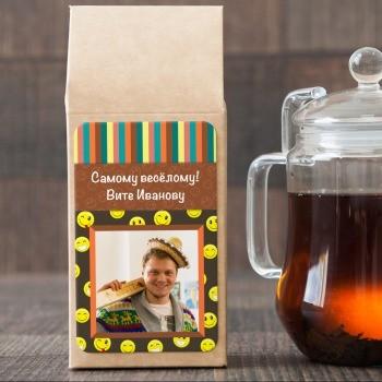 Чёрный чай Для хорошего настроения