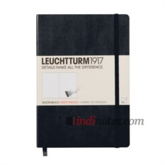 Скетчбук Leuchtturm 1917 Medium Sketchbook Black