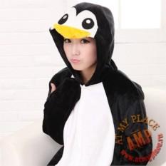 Пижама кигуруми Пингвин