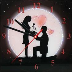 Часы с кристаллами Swarovski Под луной