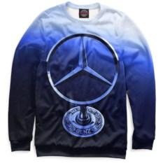 Женский свитшот Print Bar Mercedes-Benz
