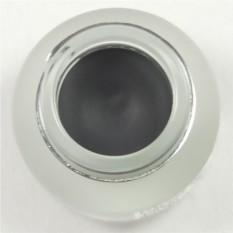 Гелиевая подводка для глаз серого цвета