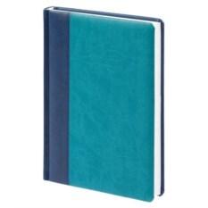 Недатированный ежедневник Norma (цвет — сине-бирюзовый)