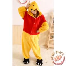 Пижама кигуруми Винни-Пух