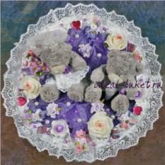 Букет Модная свадьба