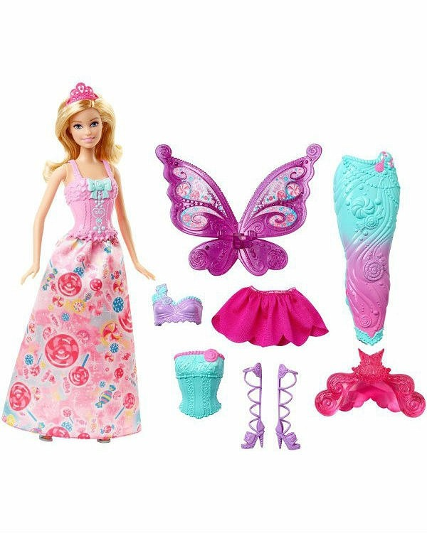 Barbie Сказочная принцесса (Mattel)