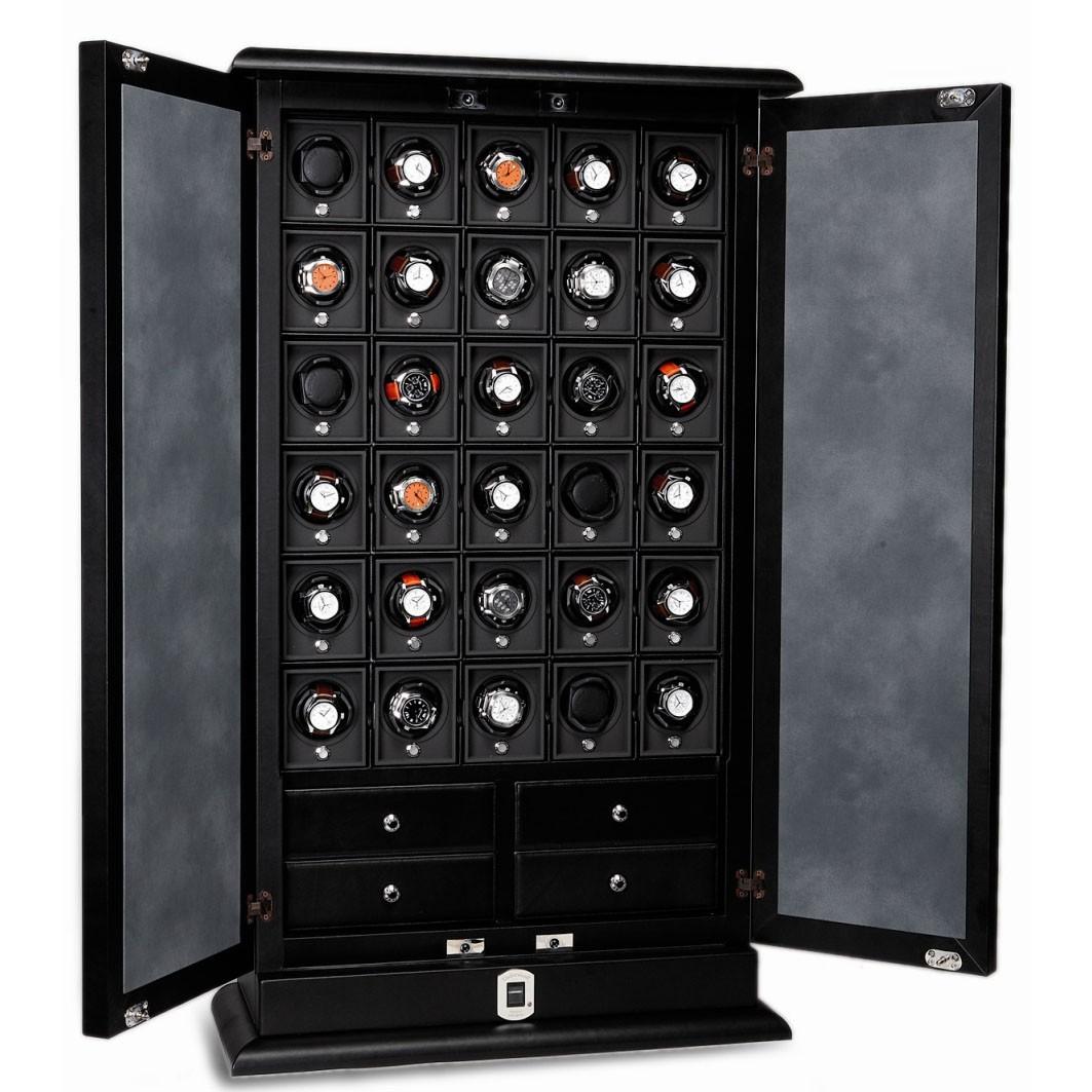 Модуль на 30 часов с ящиками для ювелирных изделий